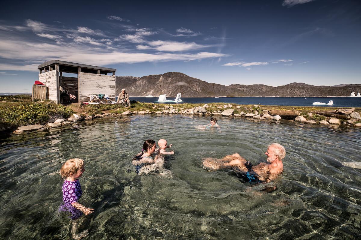 Faszination Grönland das ganze Jahr