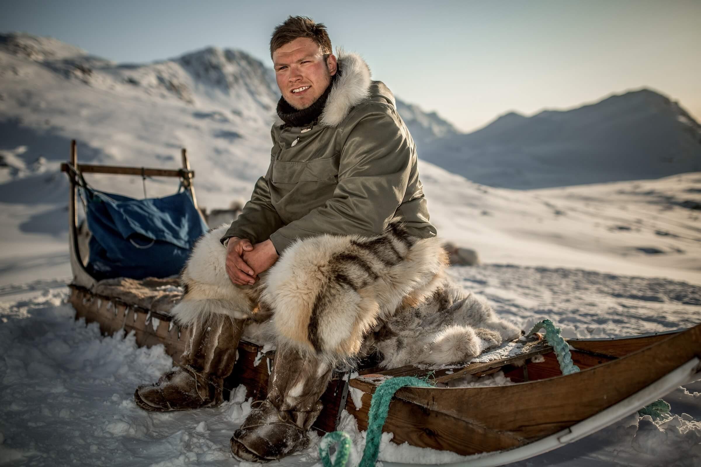Musher Visit Greenland