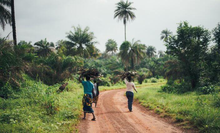 In machen afrikanischen Ländern ist eine Impfung gegen Gelbfieber Pflicht