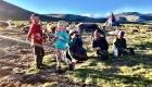 Mongolei mit Kindern