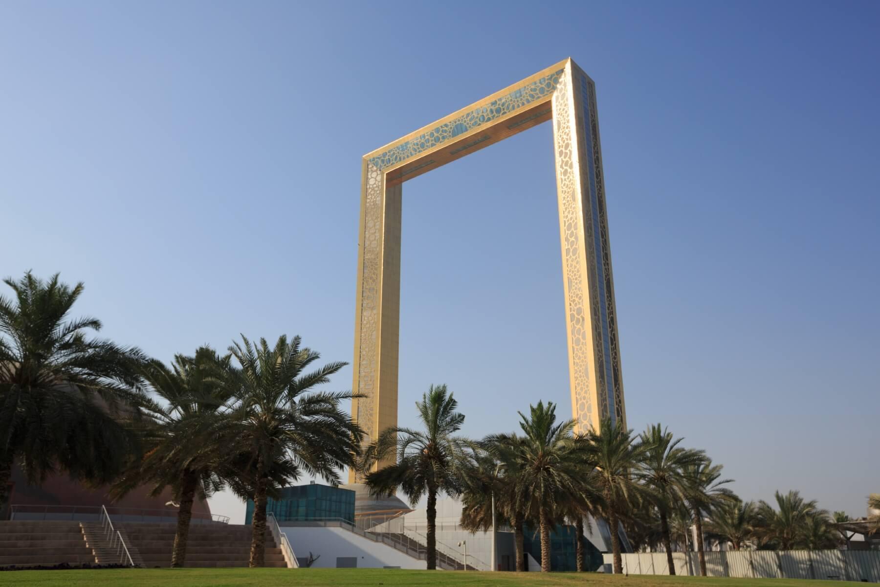 Außergewöhnliche Architektur in Dubai