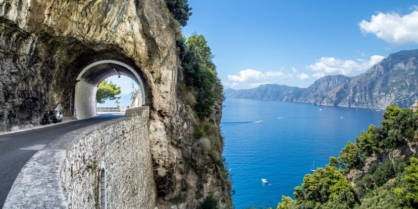Motorratour Küstenstrecken Europa
