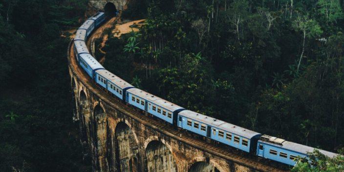 Zugstrecken
