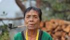 Chin Frau in Myanmar