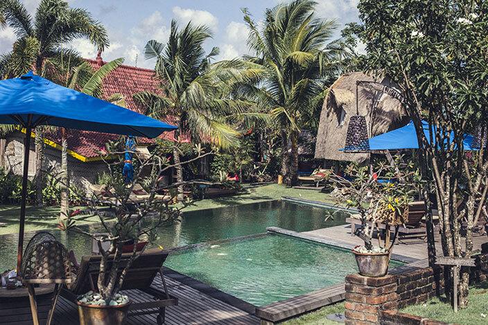 Nachhaltig übernachten im Desa Seni auf Bali