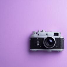 Fotoapparat auf Reisen Neues ausprobieren