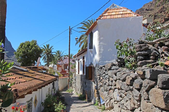 El Guro auf La Gomera