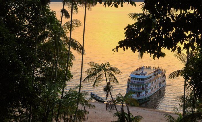 Flusskreuzfahrten Brasilien