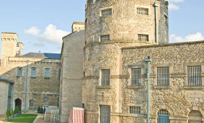 Gefängnishotels