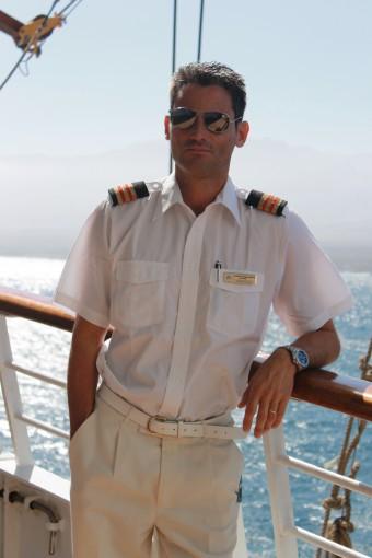 Schiffsarzt Dr. Preimesberger