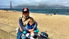 San Francisco mit Kindern