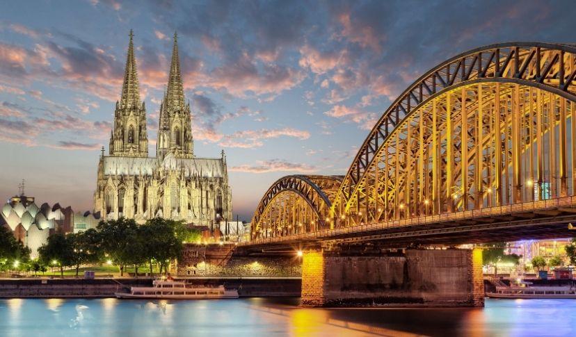 Kölner Dom - schöne Orte Deutschland