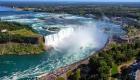 Spektakuläre Wasserfälle: Niagarafälle