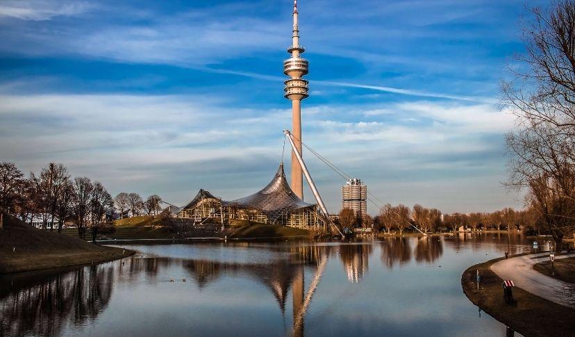 Olympiapark München - schöne Orte Deutschland