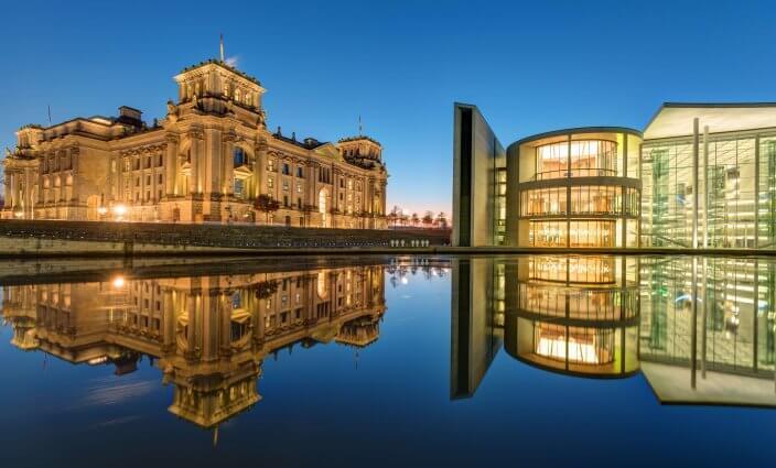 Politische Touren - Berlin