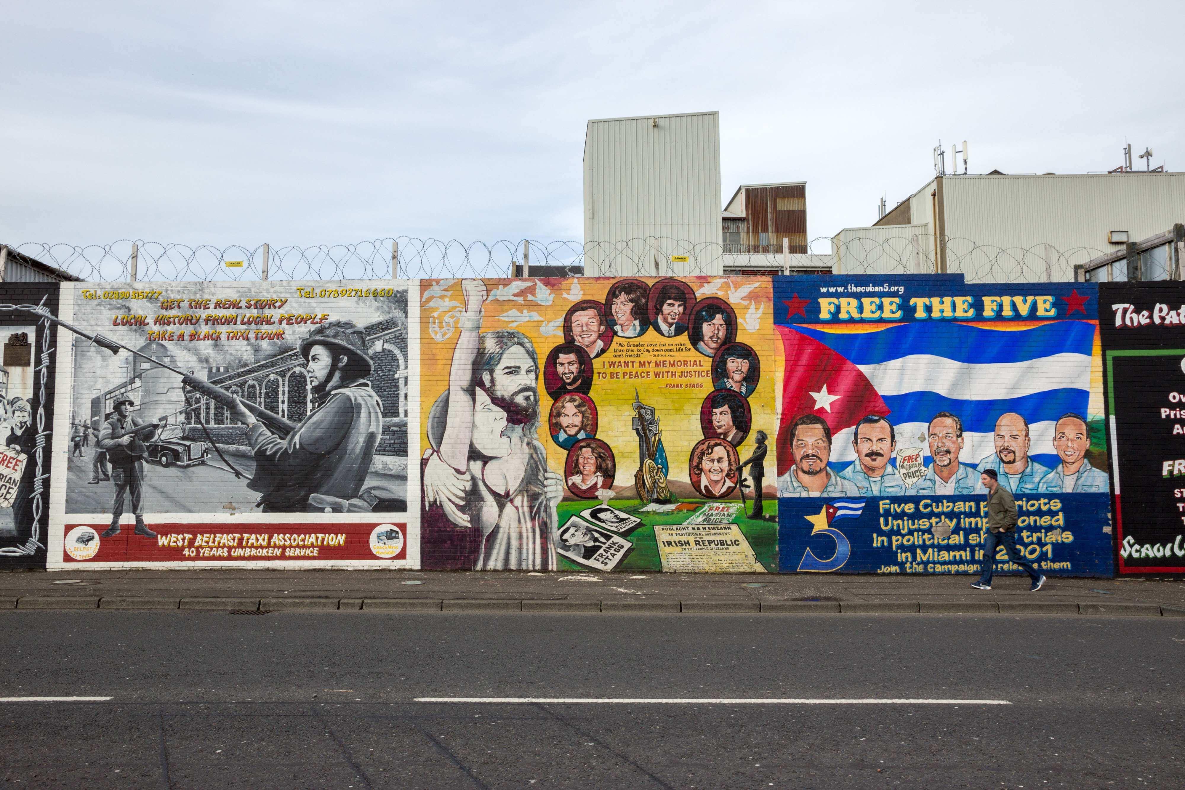 Politische Touren - Nordirland