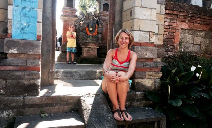 Reisen mit Kind allein auf Weltreise