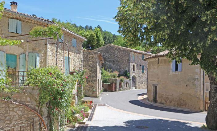 Mit dem Auto durch Südfrankreich Routen