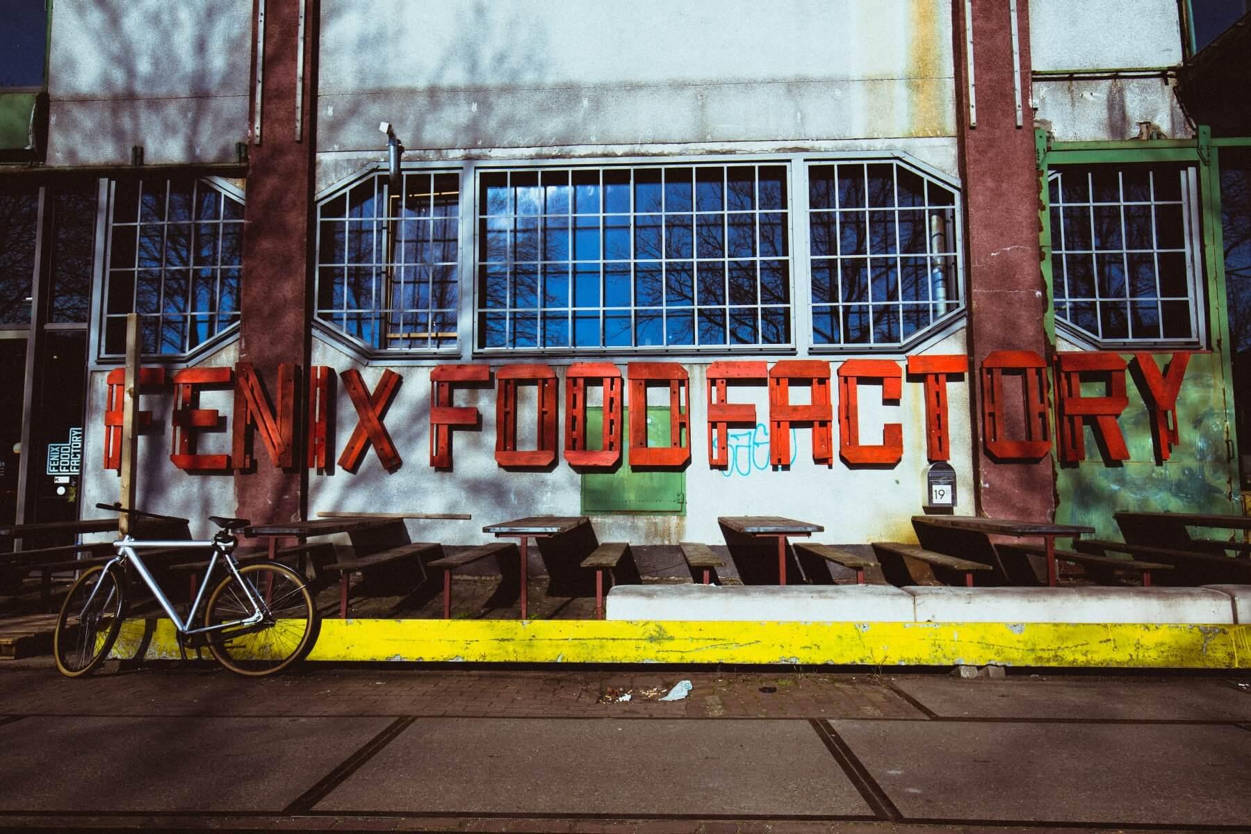 vegan reisen: Rotterdam