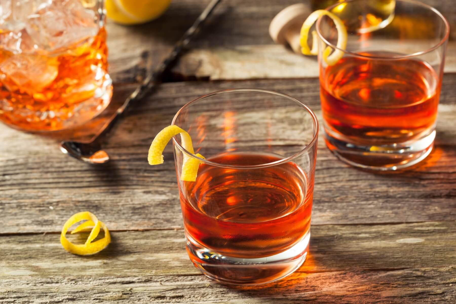 Tequila, Wein und Wodka im Museum