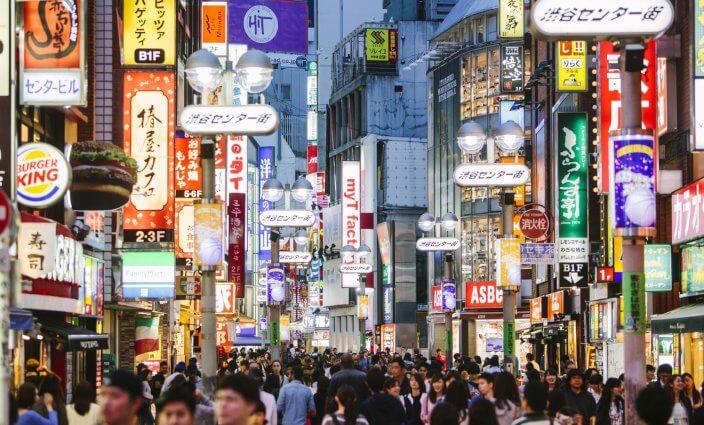 Unterschiede zwischen Japan und Deutchland