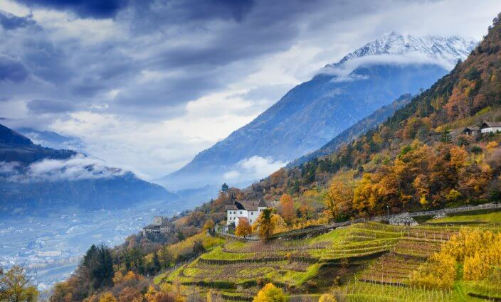 ERVBlog Urlaub ohne Auto in Italien