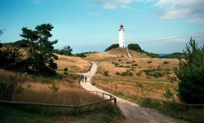 ERV Blog Urlaub ohne Auto auf Hiddensee