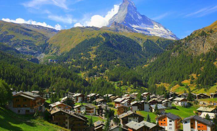ERV Blog Urlaub ohne Auto in Zermatt