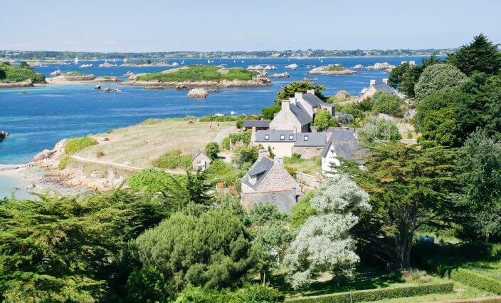 ERV Blog Urlaub ohne Auto auf der Ile de Brehat in der Bretagne