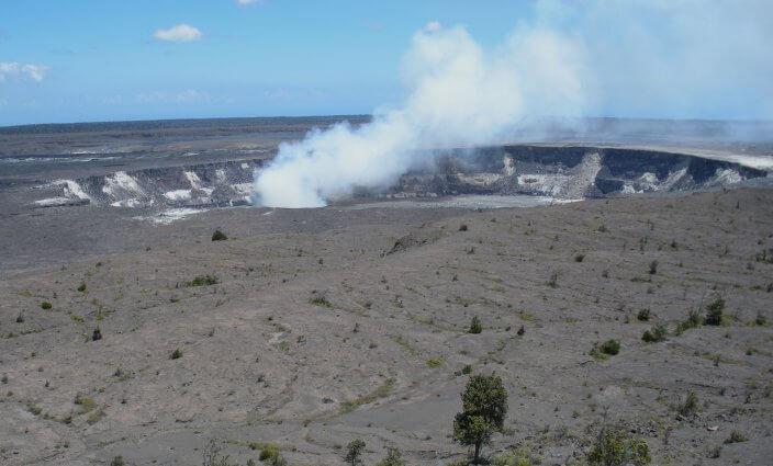Vulkan Kīlauea Hawaii