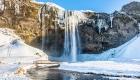 Spektakuläre Wasserfälle: Seljalandsfoss