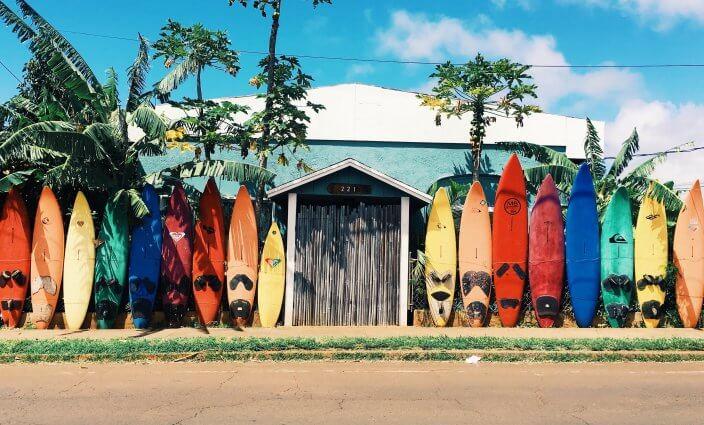 Gute Vorsätze mit Aloha Lebensfreude