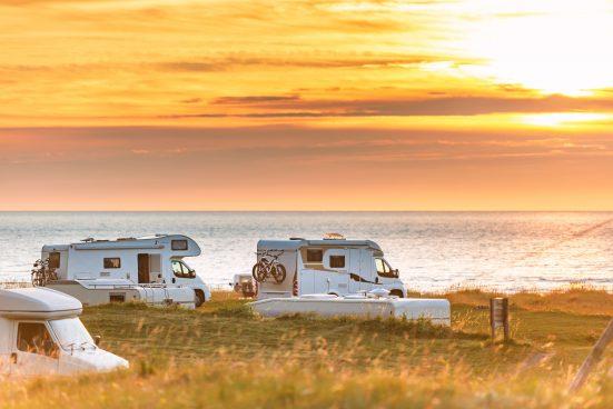 Camper Wohnmobile sicher machen