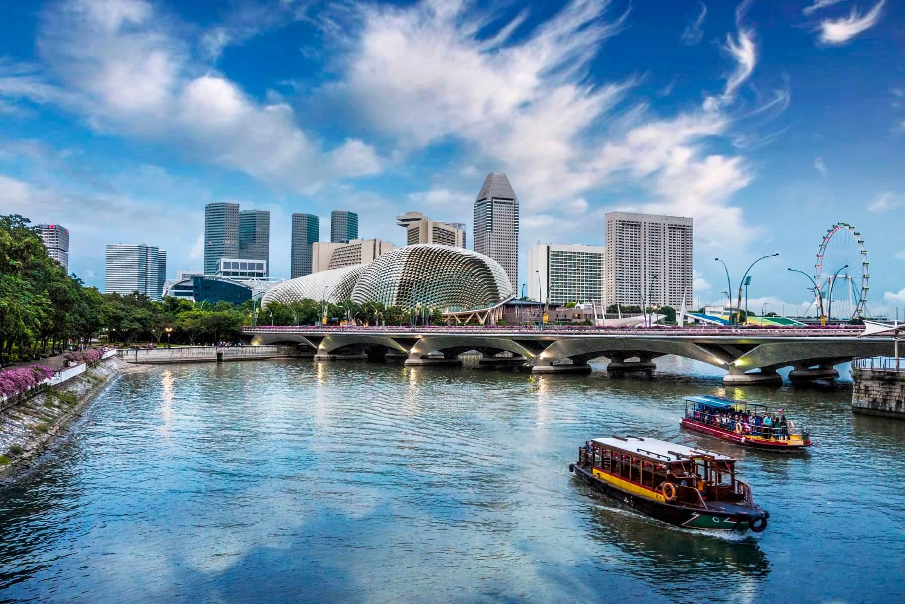 Besten Expat-Städte Singapur