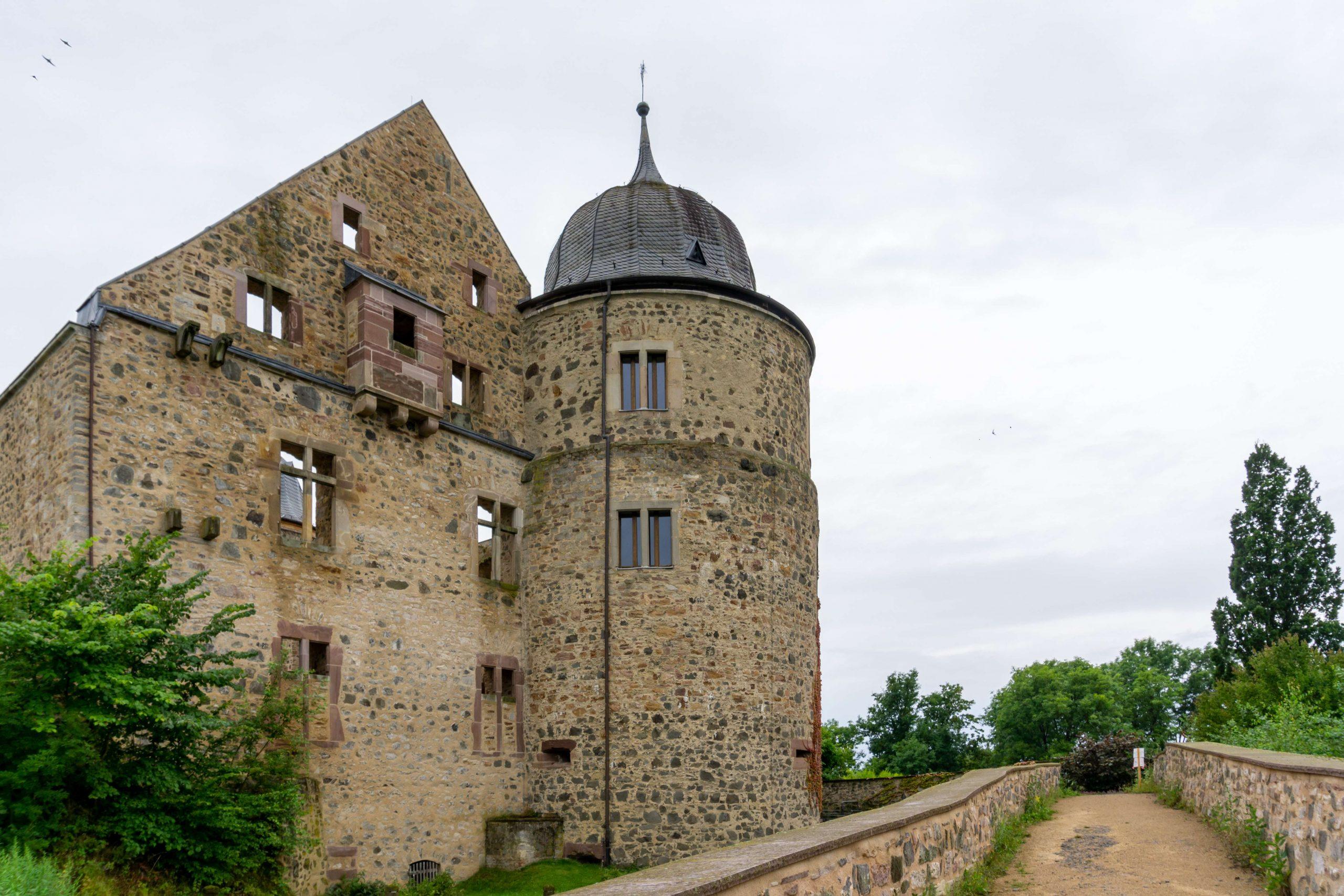 Sababurg Ruine Hessen