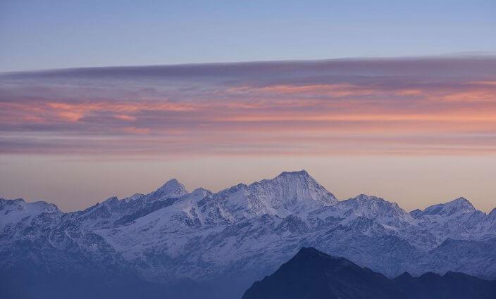 Öko-Trekking im Himalaya