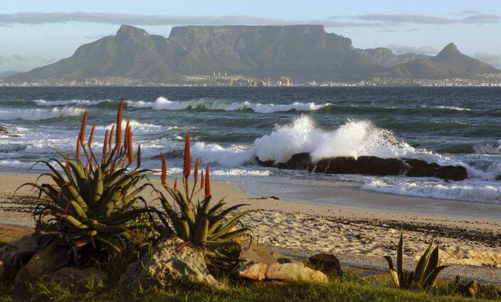 Südafrika Reisetipps Kapstadt Tafelberg