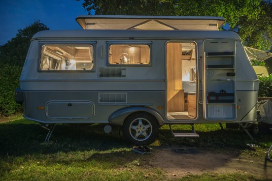 Wohnanhänger Caravan