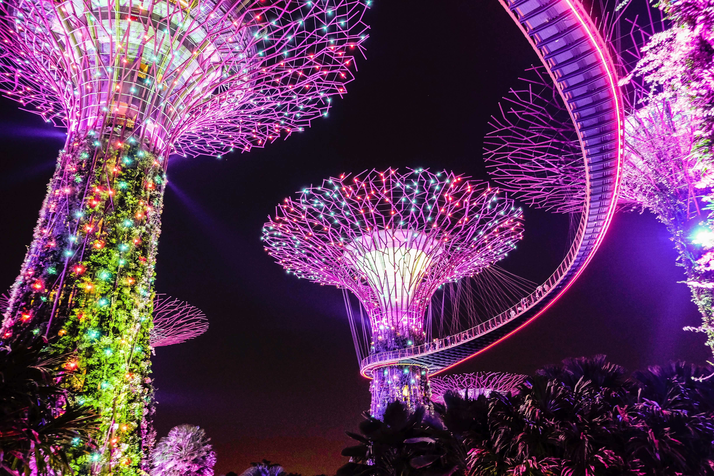 Supertrees Singapur